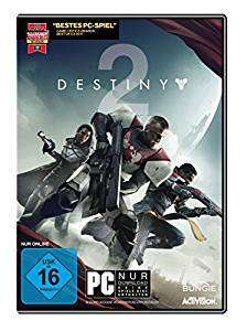 Destiny 2 (PC) vorbestellen für 44,43  [Gamesdeal.com]