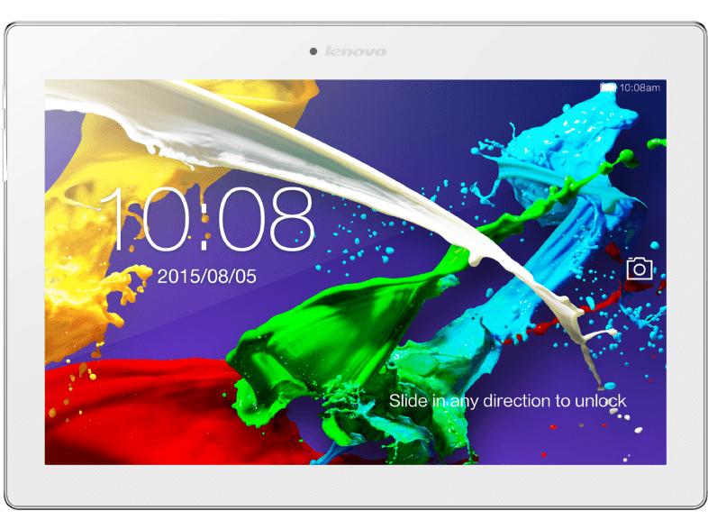 Lenovo Tab 2 A10-70 LTE 10.1 Zoll Tablet Weiß bei MM für 109€