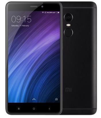 Xiaomi Redmi Note 4 in schwarz (Global Version) 3GB Ram, 32GB Rom + EU Adapter für 100,03€ @ Gearbest ab 12 Uhr - 100 Stück