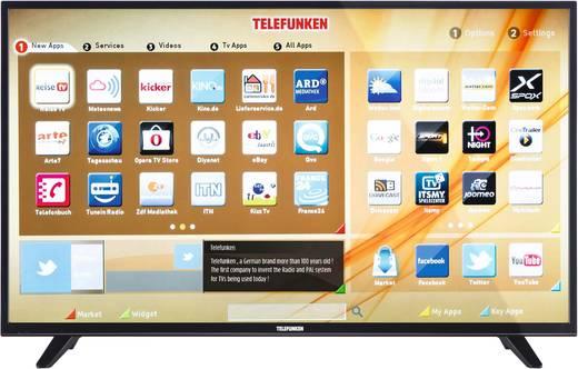 """Telefunken A50U445A: 50"""" Ultra HD Smart TV, WLAN, LAN, CI+, Triple Tuner, 1200 Hz CMP, DLNA, USB, 4 HDMI Anschlüsse für 403,45 (Conrad)"""
