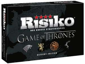 Risiko: Game Of Thrones (Gefecht-Edition) ab 29,99€