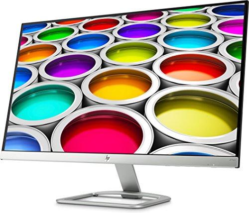 [Amazon] HP 27ea (X6W32AA) 68,58 cm (27 Zoll) Monitor (Full HD, IPS, HDMI) silber/weiß