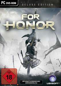 For Honor Deluxe Edition (PC) für 19,99€ (GameStop)