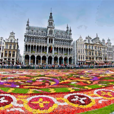 Flüge: Belgien [Oktober] - One-way von Hamburg nach Brüssel ab nur 2€ / Hin- und Rückflug ab nur 5€