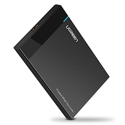 """Ugreen Festplattengehäuse mit USB 3.0 UASP für alle eure alten 2,5"""" SSDs und HDDs [PRIME]"""