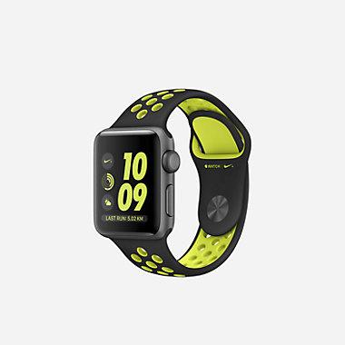 Sie ist wieder da. Apple watch Nike+ 38mm