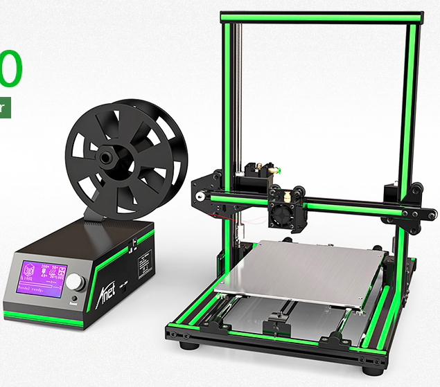 Anet E10 Aluminum 3D Drucker