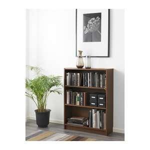 Bücherregal ikea braun  Lokal-Kaarst?] Ikea Billy Bücherregal braun Eschenfurnier 19,00 ...