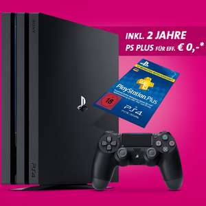 Telekom DSL Magenta Zuhause M (Young) (50 Mbit/s) + Sony PlayStation 4 Pro *UPDATE*