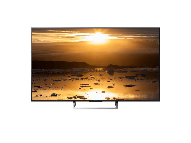 Sony KD-55XE7005 Bravia 139 cm (55 Zoll) Fernseher (4K Ultra HD, High Dynamic Range, Triple Tuner, Smart-TV) für 699,-€ versandkostenfrei [Saturn]