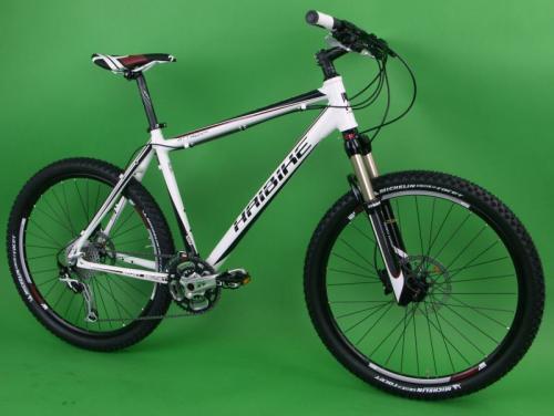 MTB Hai Attack RC 30G. XT Mod.11 HaiBike Bike UVP 1499€