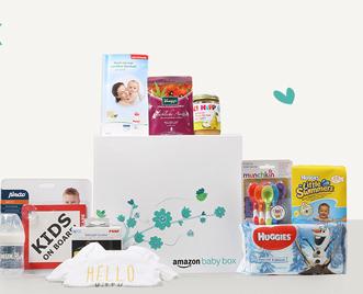 *Wieder verfügbar* Amazon Baby-Box gratis für Prime nach Kauf von babyware im Wert von 35€