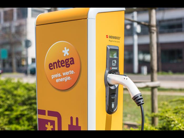 Stromflat für euer Elektroauto mit der Entega Ladekarte inkl. zwei gratis Monaten für Neukunden ab eff. 20,83€ / Monat