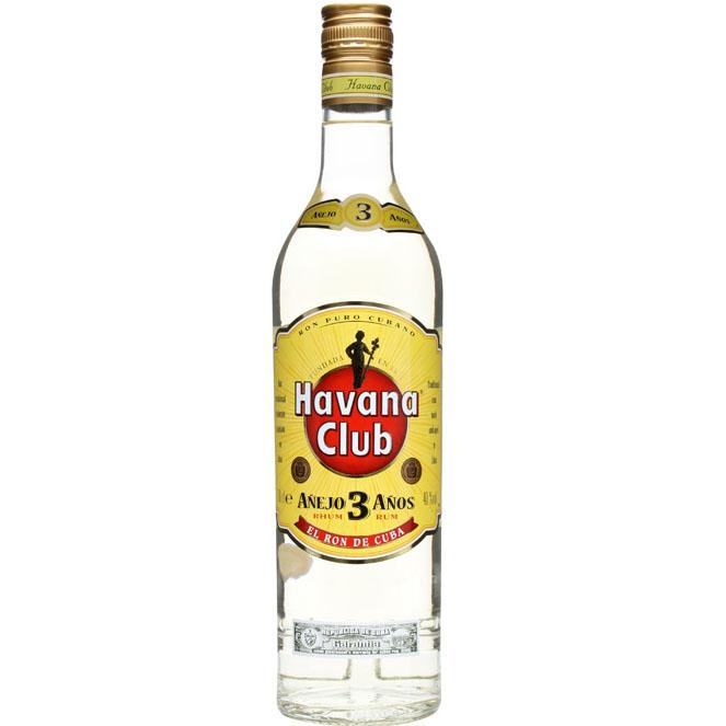 [HIT] Havana Club 3 Años 0,7 l Rum plus GRATIS Havana Club Glas