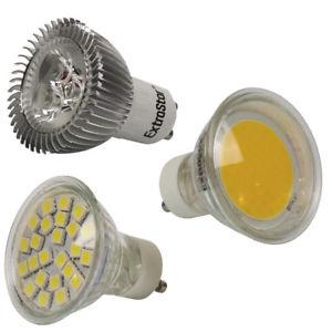 Sonderangebot: 5x Extrastar GU10 LED Spot Warmweiß inkl. Versand nur für 15,00 Euro