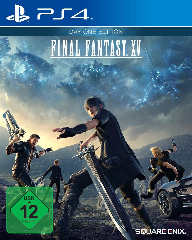 Final Fantasy XV Vollversion (PS4) [PSN Store]