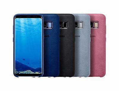 Samsung Alcantara Cover für Galaxy S8 und S8+ in allen Farben für 9,95 €