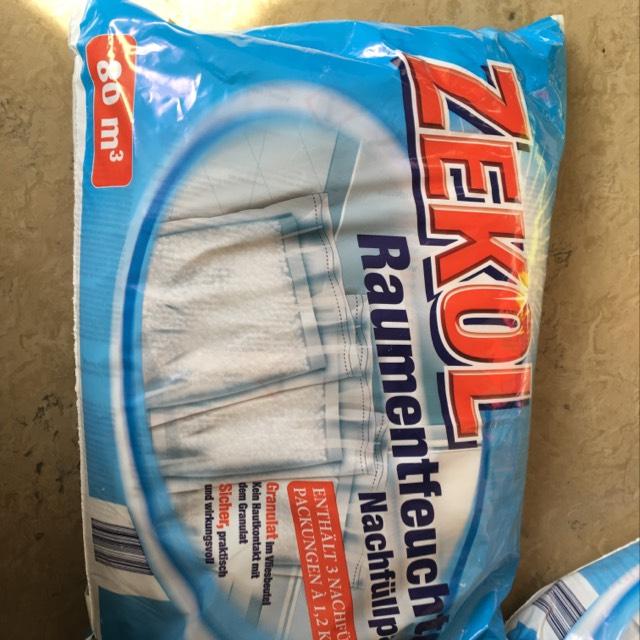 Raumentfeuchter von Zekol bei Aldi Süd 3,6kg