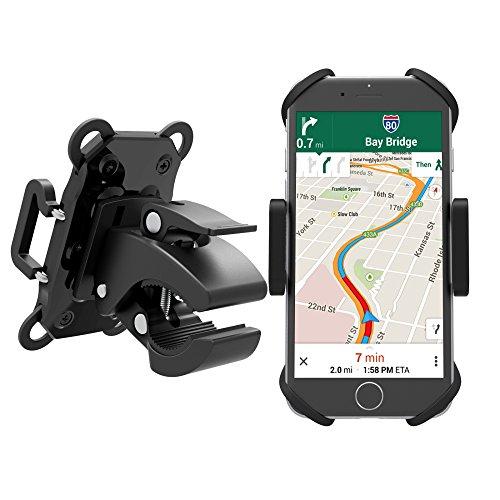 TaoTronics Handyhalterung für das Fahrrad mit dreifachem Sicherheitsschutz