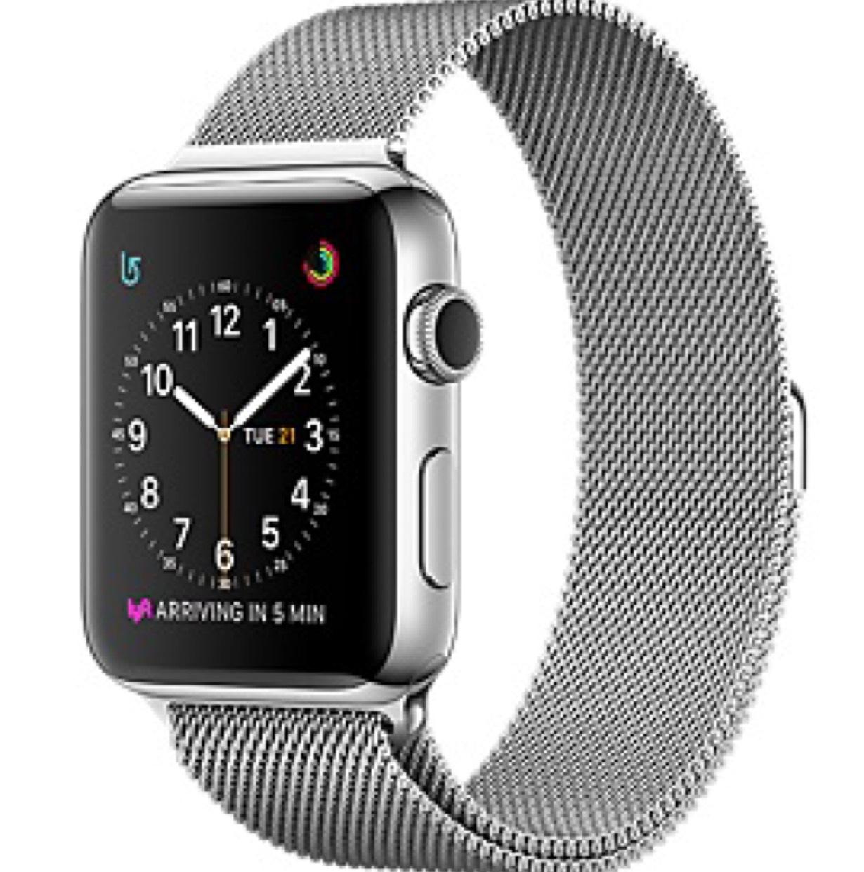 Apple Watch 2 reduziert im Apple Store