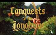 Conquests of the Longbow - kostenlos im Browser spielen [Archive.org]