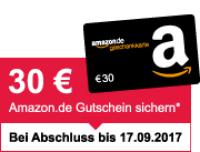 Zahnersatzversicherung mit 30€ Amazon Gutschein bei ErgoDirekt