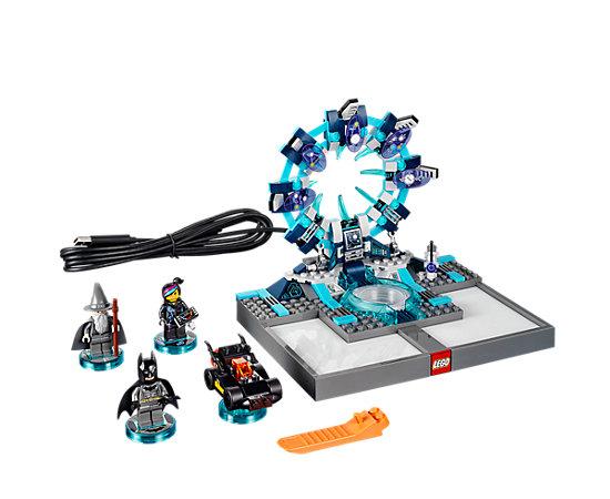 Lego Dimensions Starter Pack für PS4 + PS3, XBox One + 360 und WiiU für 25€ + Versand, weitere Lego Dimensions Sets ab 3,75€