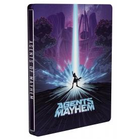 SAMMELDEAL Agents of Mayhem Steelbook Edition für PS4/Xbox One; Pro Evolution Soccer 2018 41,99 € PS4/XBox One