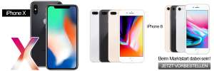 iPhone X - 256 GB mit Vodafone Tarifen YOUNG & Normal