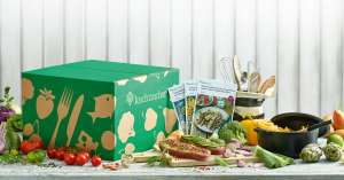 einmalig 20€ Rabatt auf die LIDL Kochzauber Kochboxen für Neukunden