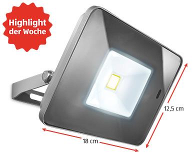 [Aldi Süd] LED-Strahler mit Bewegungsmelder