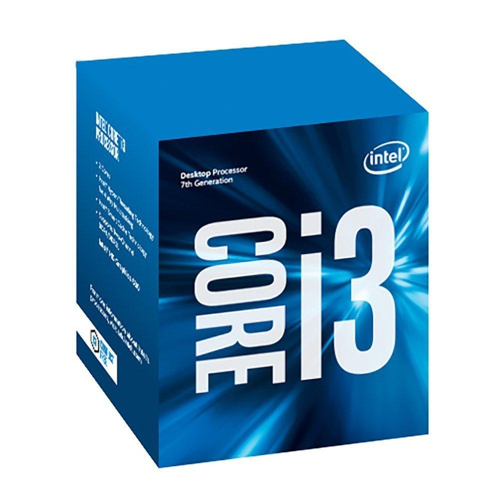 Intel Core i3-7100 Prozessor der 7. Generation (3.90 GHz, 3 MB Intel Smart-Cache) @amazon.de