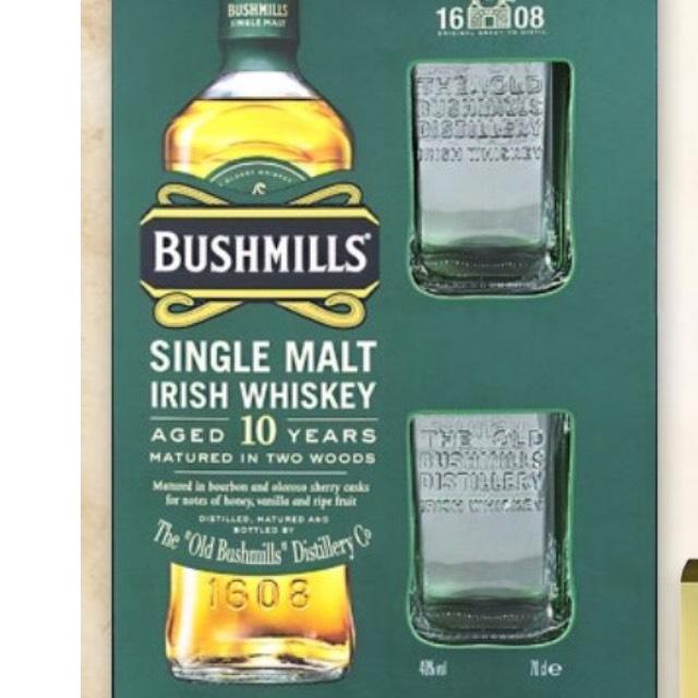 Kaufland: Bushmills - Single Malt 10 Jahre alt
