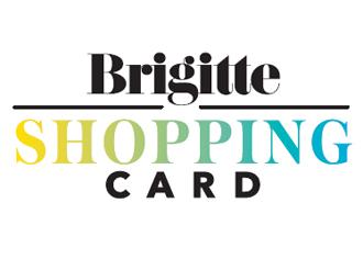 Brigitte Shopping Card in der aktuellen Brigitte mit jeder Menge Rabatten (15.-30.09.2018)