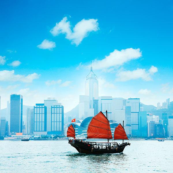 Flüge: Hongkong [November - März] - Von Zürich oder München nach Hong Kong ab nur 359€ Hin- und Rückflug inkl. Gepäck