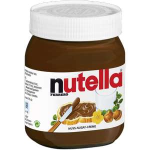 [Höffner Berlin Landsberger Allee] Nutella 450g (max 2 Stück/Person)