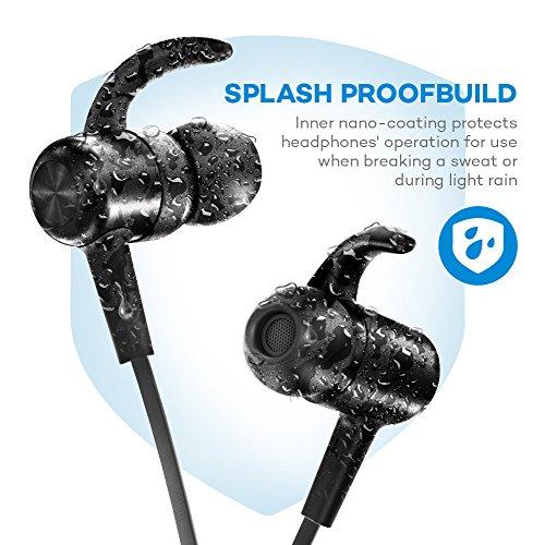 TaoTronics TT-BH026 Bluetooth In Ear Kopfhörer 4.1 mit Magnet und bis zu 8 Stunden Spielzeit *UPDATE*