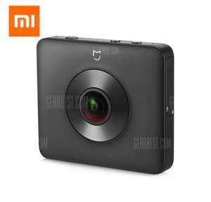 Xiaomi Mijia 360° Action Camera international Edition (3,5K) für €172.57 [Gearbest]