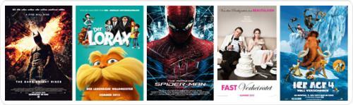 Dark Knight Rises - 2 Kino Tickets zum Preis von einem! (Nur für O2 Kunden)