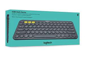 [Amazon.de] Logitech K380 Bluetooth-Tastatur