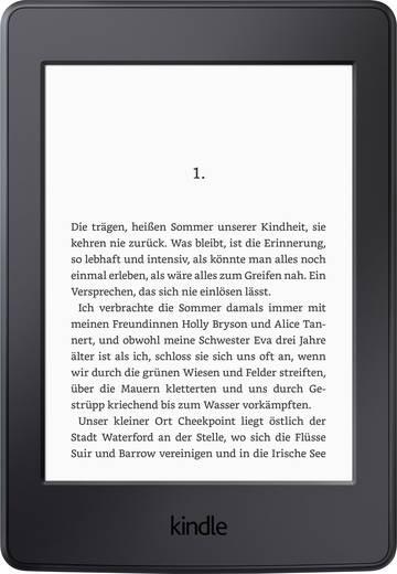 Kindle Paperwhite (beleuchteter Ebook-Reader) für 79,99€ versandkostenfrei [Conrad]