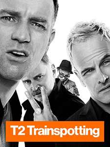 T2 Trainspotting zum Leihen (HD) für 0,98€-0,99€ [Amazon Video/iTunes]