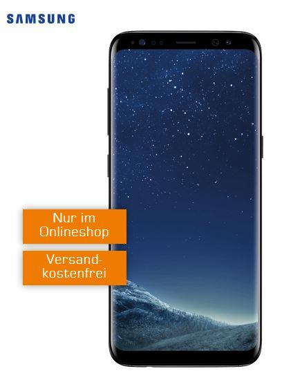 SAMSUNG Galaxy S8 / Flat Allnet Comfort Aktion
