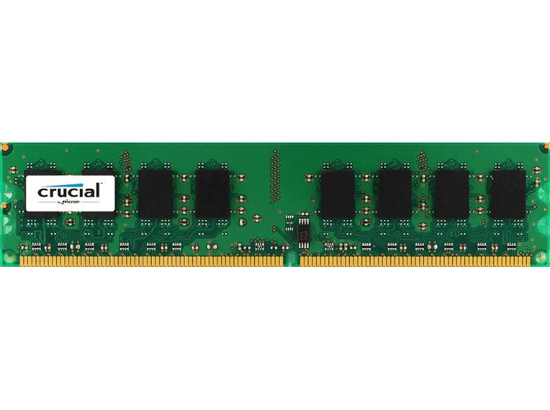 [Mediamarkt] CRUCIAL CT102464BD160B Desktop Arbeitsspeicher 8 GB DDR3 für nur noch 29,-€ Versandkostenfrei