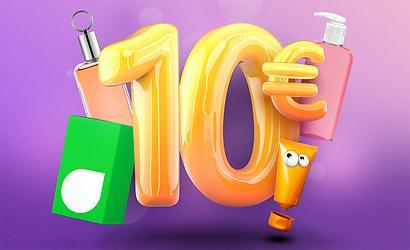dm: 10€ Offline-Gutschein für 40€ Online-Einkauf (18.-24.9.)