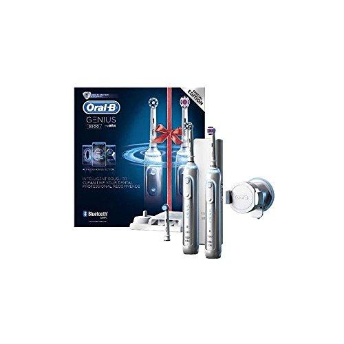 (Amazon Prime) Oral-B Genius 8900 Elektrische Zahnbürste mit 2. Griff 115,86€-50€ Cashback =65,86€
