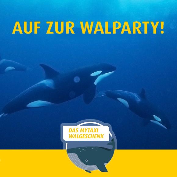 """mytaxi 15 Euro """"Walgeschenk"""" bis 26.09. - auch für Bestandskunden!"""