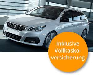 deinauto leasing peugeot 308 sw active benziner 130 ps. Black Bedroom Furniture Sets. Home Design Ideas