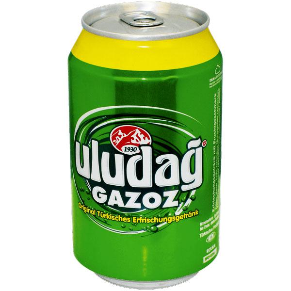 Uludag Gazoz 0,33l für nur 0,49€ bei (Netto MD)