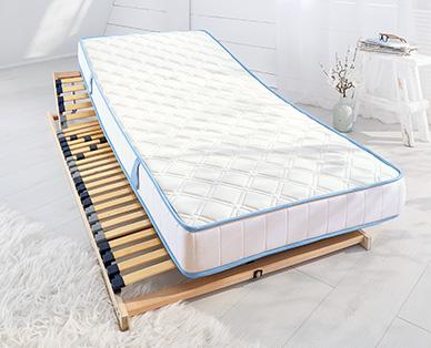 dormia qualit ts matratze supercomfort 90x200 oder 100x200 mittelhart. Black Bedroom Furniture Sets. Home Design Ideas